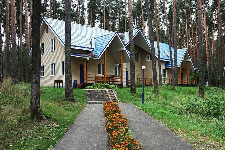 Пансионаты и дома отдыха в Томске